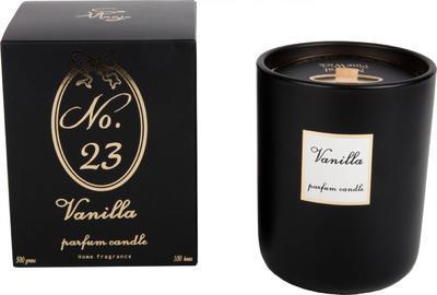 Svíčka vonná - Vanilla No.23 - 500 g, Wittkemper