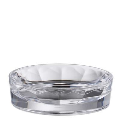 Miska na mýdlo LETICIE - transparent, Kela