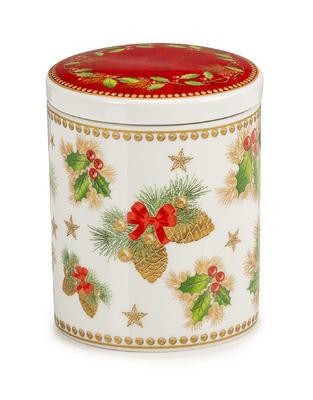 Vánoční dóza s víčkem HAPPY DAYS 12,5 cm, Palais Royal