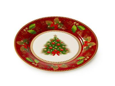 Vánoční talíř dezertní HAPPY DAYS 20 cm, Palais Royal