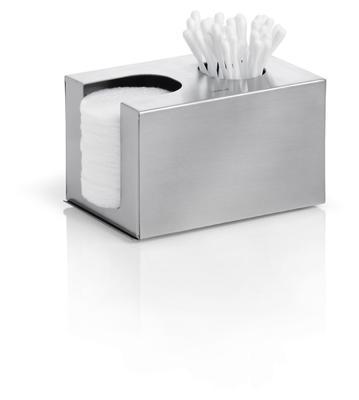 Box na vatové tampony a tyčinky NEXIO - mat, Blomus