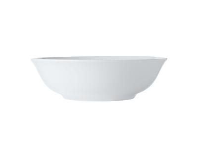 Miska na polévku/těstoviny, 20 cm, WHITE BASIC, Maxwell and Williams