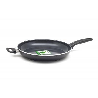 Pánev s uchem CAMBRIDGE BLACK 32 cm, GreenPan