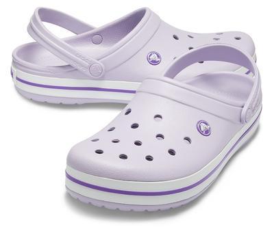Boty CROCBAND M6/W8 lavender/purple, Crocs