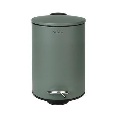 Koš odpadkový TUBO 3 l - světle zelená, Blomus