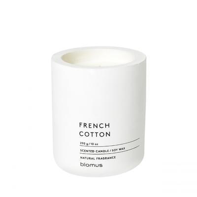 Svíčka vonná FRAGA French Cotton - 290 g, Blomus