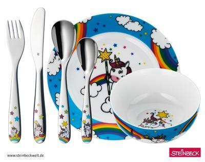 Dětský set 6ks Unicorn, WMF