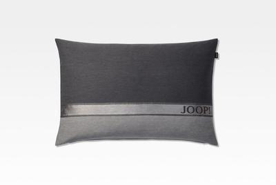 Povlak dekorační na polštář J! CLASH 40x60 cm - anthrazit, JOOP!