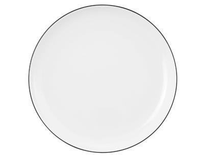 Dezertní talíř 17cm LIDO BLACK LINE, Seltmann Weiden