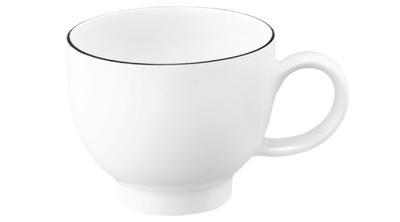 Espresso šálek 0,09l LIDO BLACK LINE, Seltmann Weiden