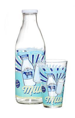 Set na mléko PREMIUM MILK 2 ks, R & B