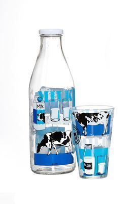 Set na mléko NATURAL MILK 2 ks, R & B