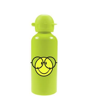 Láhev s uzávěrem SMILEY 600 ml - zelená, Zak!