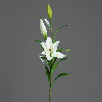 Květina LILIE 103 cm - bílá, DPI