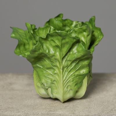 Dekorace - zelenina SALÁT ZELENÝ 14 cm, DPI