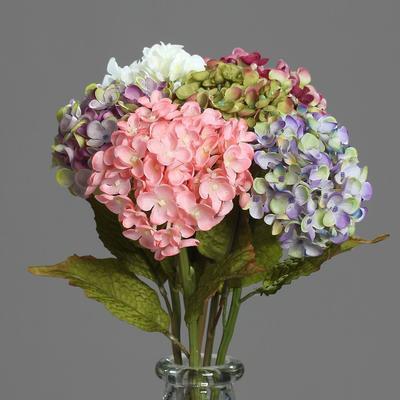 Květina HORTENZIE 52 cm - různé, DPI