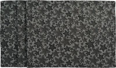 Vánoční středový pás ELLINGTON 50x140 cm - grafit, Sander
