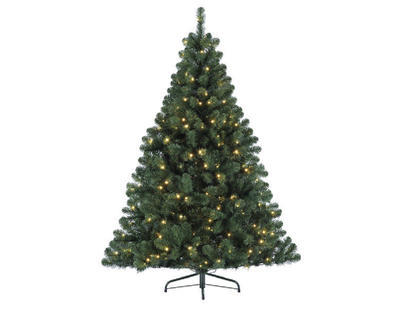 Vánoční stromeček IMPERIAL, svítící, 240cm - 460xLED, Kaemingk