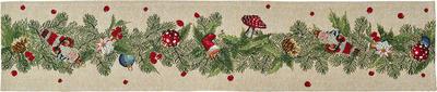 Vánoční prostírání AROUND THE TREE 32x48 cm - original, Sander
