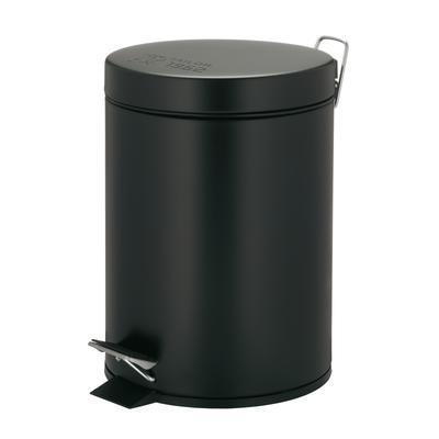 Koš kosmetický TT SOHO BLACK 3 l - černý, Kela