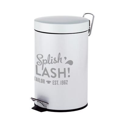 Koš kosmetický TT SOHO SPLASH 3 l - bílá, Kela