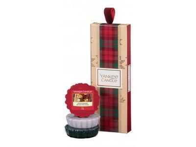 Vánoční dárková sada - vonné vosky ALPINE CHRISTMAS 3 ks, Yankee Candle