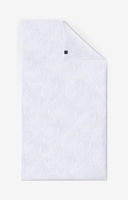 Osuška 80x150 cm UNI-CORNFLOWER bílá, JOOP!