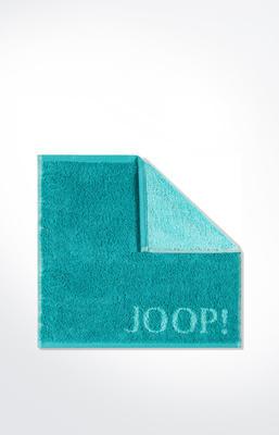 Ručník na ruce 30x30 cm DOUBLEFACE tyrkysová, JOOP!