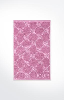 Ručník hostinský 30x50 cm CORNFLOWER růžová, JOOP!