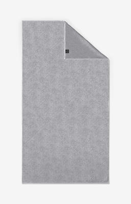 Osuška 80x150 cm UNI-CORNFLOWER šedá, JOOP!