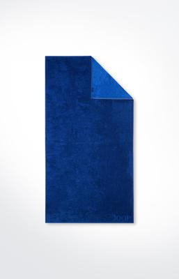 Osuška 80x150 cm DOUBLEFACE modrá, JOOP!