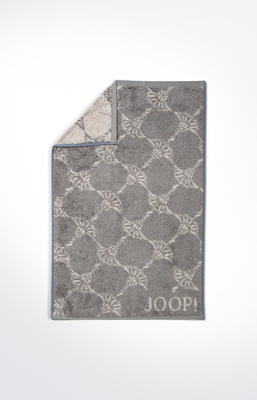 Ručník hostinský 30x50 cm CORNFLOWER grafit, JOOP!
