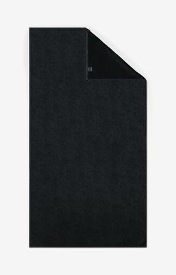 Osuška 80x150 cm UNI-CORNFLOWER černá, JOOP!