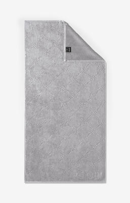 Ručník 50x100 cm UNI-CORNFLOWER šedá, JOOP!