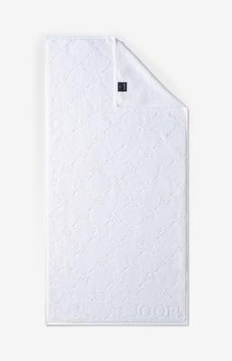 Ručník 50x100 cm UNI-CORNFLOWER bílá, JOOP!