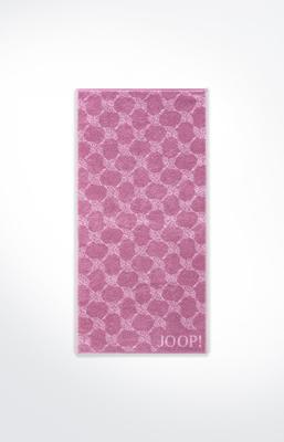 Ručník 50x100 cm CORNFLOWER růžová, JOOP!