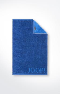 Ručník hostinský 30x50 cm DOUBLEFACE modrá, JOOP!