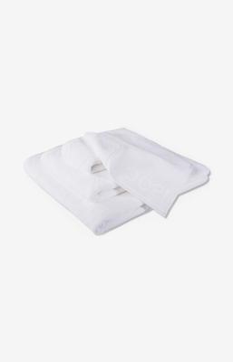 Ručník na ruce 30x30 cm UNI-CORNFLOWER bílá, JOOP!