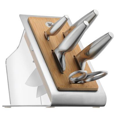 Blok s noži CHEF´S EDITION, 6 -  dílný, WMF