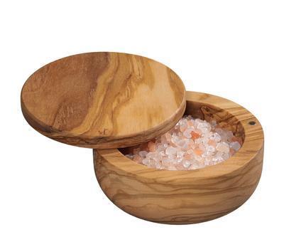 Miska na sůl OLIVE 9,5 cm - přírodní, Zassenhaus