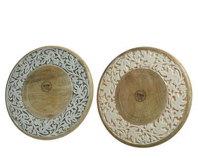Prkénko servírovací MANGO WOOD 35 cm, Kaemingk