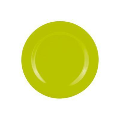 Talíř salátový BBQ 24 cm - zelená, Zak!
