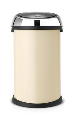 Koš odpadkový TOUCH BIN 50 l - mandlová, Brabantia - 1