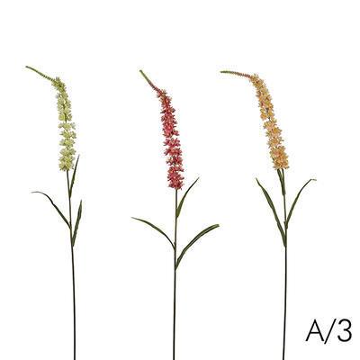 Květina LILIOCHVOSTEC H112 A/3 zelená/růžová/oranžová, Sia