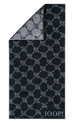Ručník hostinský CORNFLOWER 30x50 cm - černá, JOOP!