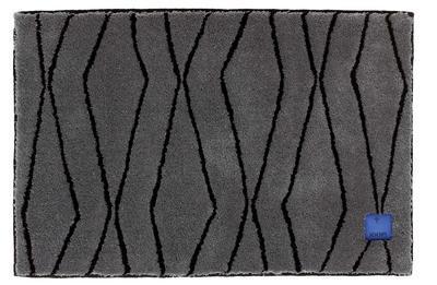 Předložka koupelnová NEW MATRIX 60x90 cm - graphit, JOOP!