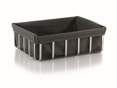Koš MINORE 31x23 cm - šedý, Kela