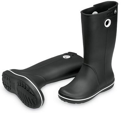 Holínky CROCBAND JAUNT W6 black, Crocs - 1