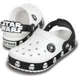 Boty STAR WARS STORMTROOPER CLOG C8/9 white/black, Crocs - 1/6