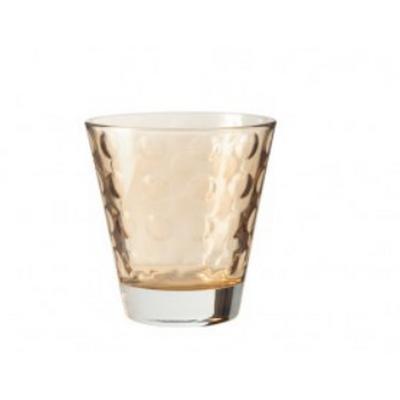 Sklenice na whisky OPTIC - ambra, Leonardo